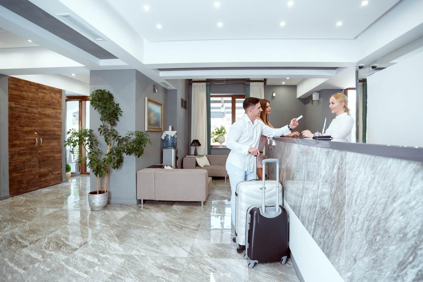 plagas en hoteles